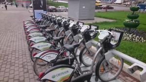 """""""Активные граждане"""" смогут поменять накопленные баллы на проезд на велосипеде"""