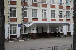 Школа №902 в районе Бирюлево Восточное