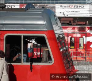 11 и 12 июня в районе Бирюлево Восточное изменят расписание электричек