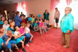 Глава муниципального округа Бирюлево Восточное поздравила юных жителей района с Международным днем защиты детей