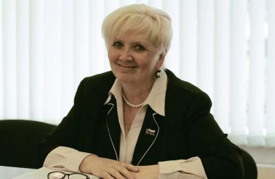 Глава муниципального округа Бирюлево Восточное Елена Яковлева