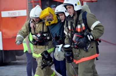 Пожарная служба в Москве