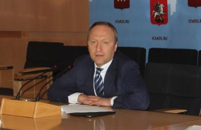 Более 700 тысяч квадратных метров муниципального жилья появится в Москве - Бочкарев