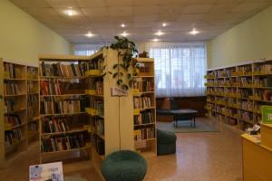 Филиал библиотеки №140 на ул.Лебедянская в районе Бирюлево Восточное