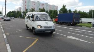 Маршрут 7М в районе Бирюлево Восточное отменен