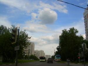 ул. Бирюлевская в районе Бирюлево Восточное