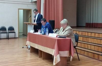 Встреча с главой управы прошла 20 июля