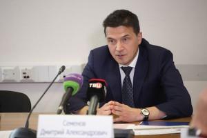 Начальник Объединения административно-технических инспекций (ОАТИ) столицы Дмитрий Семенов