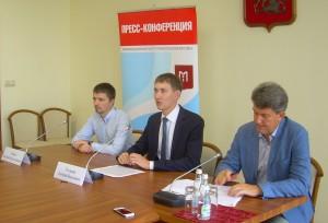 Заместитель руководителя Департамента городского имущества Москвы Дмитрий Тетушкин