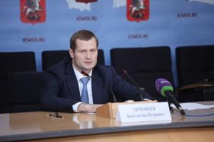 Председатель Комитета столицы по обеспечению реализации инвестиционных проектов в строительстве и контролю в области долевого строительства Константин Тимофеев