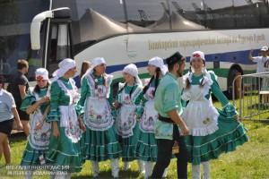 """Сабантуй в музее-заповеднике """"Коломенское"""""""