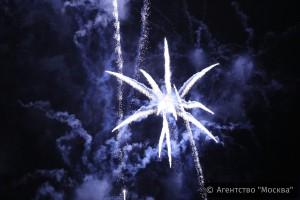 После первого этапа разыграют 200 билетов на Международный фестиваль фейерверков