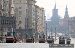 Улица Тверская