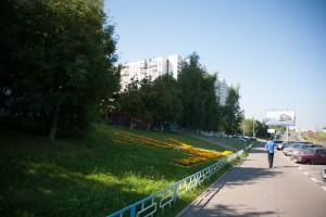 Улица Борисовские пруды в Южном округе