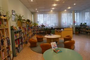 Филиал библиотеки №140 на ул. Липецкая