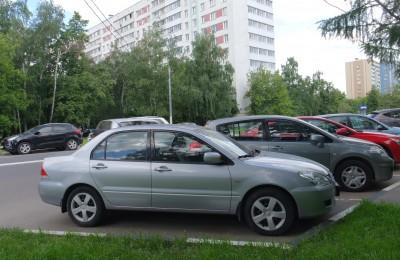 Парковки в районе Бирюлево Восточное