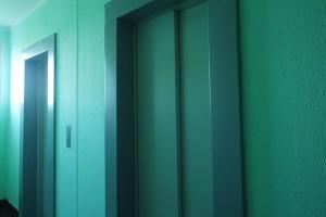 Лифты одного из домов района Бирюлево Восточное