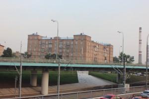 Станция «Автозаводская» МЦК в ЮАО