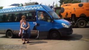 Наземный транспорт в районе Бирюлево Восточное