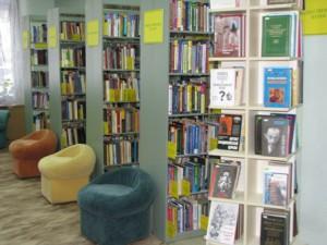 Библиотека №142 в районе Бирюлево Восточное
