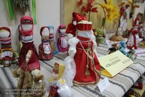 Выставка библиотеки района Москворечье-Сабурово