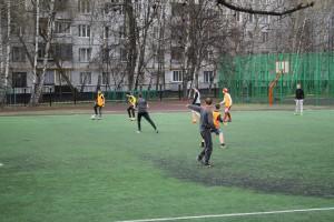 Спорт в районе Бирюлево Восточное