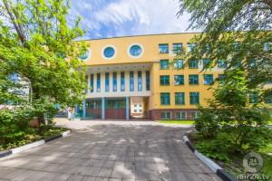 школа москвы 2-я Звенигородская ул