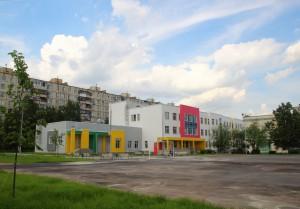 Школа №667 в районе Бирюлево Западное