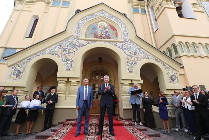 Москва со своей стороны считает своей важной задачей создать качественную городскую среду - Собянин
