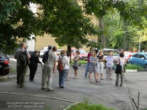 Пешая экскурсия по улице Шаболовка
