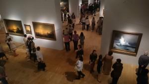 Выставка работ Айвазовского в Третьяковской галерее