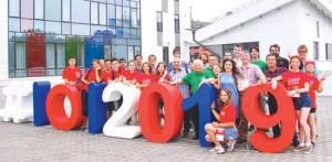 Школьники из Москвы привезут две золотые медали