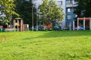 Новая площадка в районе Бирюлево Восточное