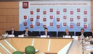 Пресс-конференция на тему «Проблемы современного российского образования в области архитектуры»