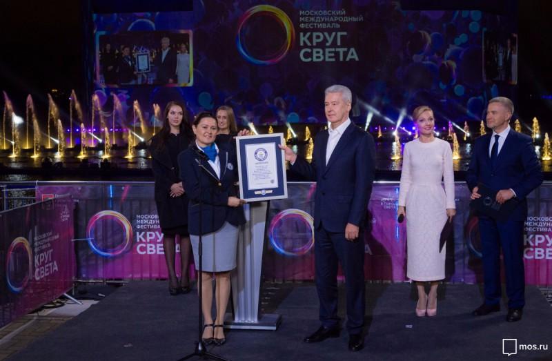 Неменее 3 млн. человек посетили Московский международный фестиваль «Круг света»