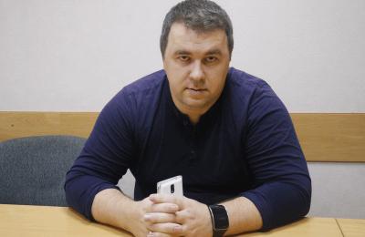 Депутат муниципального округа Бирюлево Восточное Евгений Судаков