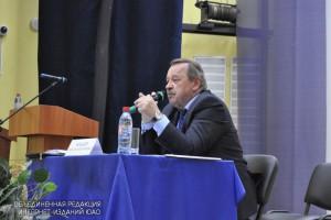 Алексей Челышев ответит на вопросы жителей Южного округа