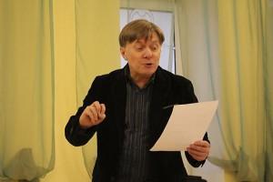 Писатель Павел Алексеев