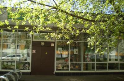 Детская библиотека №138