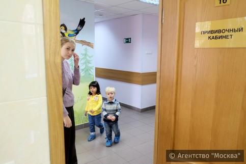 Вакцинация в поликлинике