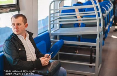 Пассажир МЦК