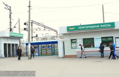 """Станция """"Бирюлево Пассажирская"""""""
