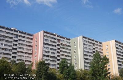 Жилые дома в районе Бирюлево Восточное