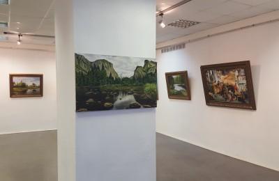 Выставка живописи контр-адмирала Михаила Ермилова