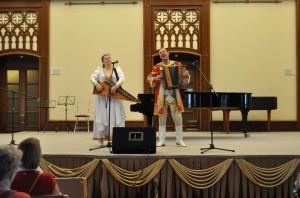 Концерт в музее-заповеднике «Царицыно»
