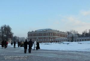 Хлебный дом музея-заповедника «Царицыно»