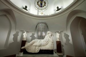 Экспонат выставки «Дворец во дворце. Скульптура Останкина в Оперном доме Царицына»