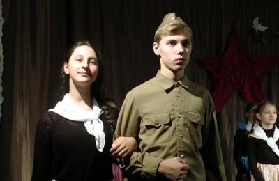 спектакль к 75-летию битвы под Москвой