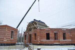 Строительство православного храма в ЮАО