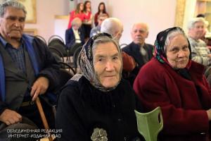 Пенсионеры ЮАО